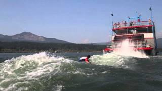 Stern Wheel SUP Surf