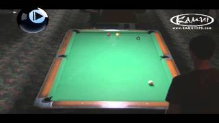 Hard Times 9 Ball - Damien Redman Vs Chris Wedekind / Jan 2014