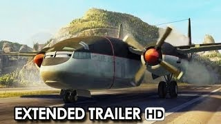 Planes: Fire&Rescue Extended Trailer (2014) HD