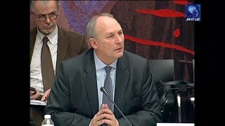 Le président d'ERDF : Philippe MONLOUBOU dit lui-même que Linky n'est PAS obligatoire!!