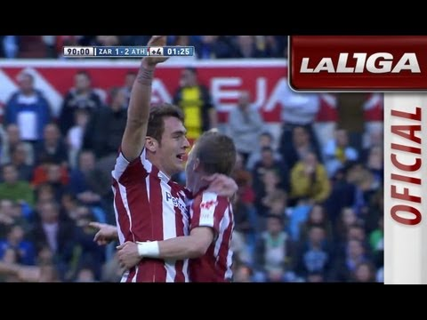 ZARAGOZA - SUSCRIBETE AL MEJOR CANAL HD La Liga | Subscribe to the best channel in HD: La Liga | Golazo de Ibai Gómez (1-2) en el Real Zaragoza - Athletic Club - HD 19-05-2013 | J36 | Liga BBVA 2012/2013...