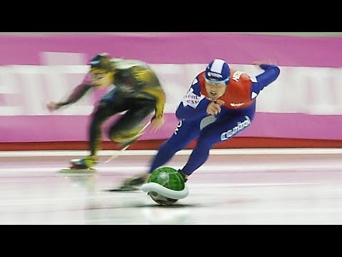 SOCHI 2014 – Speed Skating Double Dash Final