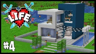 THE 2 HEART CLUBHOUSE!!   Minecraft X Life SMP   #4