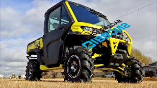 5. Can Am Defender X mr Cab
