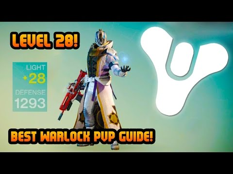 Guide - Destiny gameplay! Full Legendary & Exotic geared Level 28 Warlock Crucible PVP multiplayer gameplay guide! :) ▻ Help Me Reach 1000000 Subs! Click Here! ▻ http://bit.ly/SubToTG ▻ Follow...