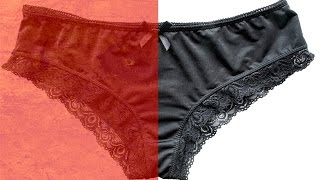 Period Panties Absorbs Stains, But These Hacks Clean Them.