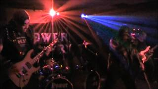 Power Theory - A Fist In The Face Of God (live 7-14-12)HD