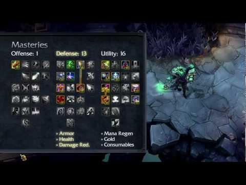 Watch League of Legends - Champion Spotlight Thresh, the Chain Warden