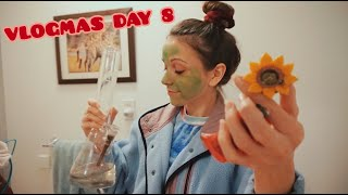 SELF CARE SUNDAY // Vlogmas Day 8 (12.15.19) by Silenced Hippie