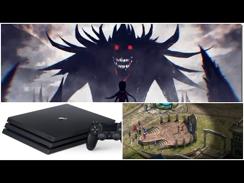 Вампирский экшен Code Vein, PlayStation 4 страдает от тараканов   Игровые новости (видео)