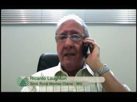 SINDICATO NA TV - Georreferenciamento (MG) / Ricardo Laughton