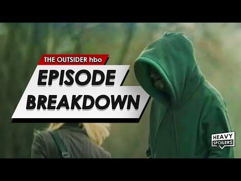 THE OUTSIDER: Episode 4 Breakdown & Full Spoiler Review   HEAVY SPOILERS Ending Explained