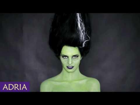 Adria Elegant Green - цветные линзы.