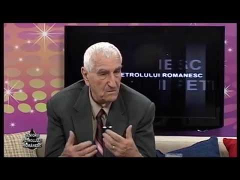 Emisiunea Seniorii Petrolului Romanesc – 14 noiembrie 2015 – partea I