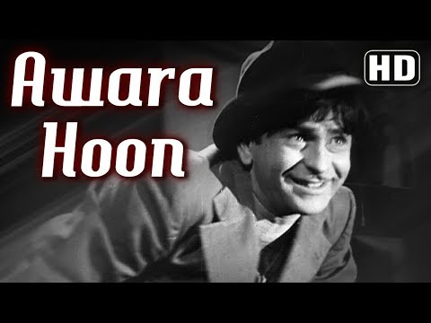 Download Awara Hoon - Raj Kapoor - Awaara - Mukesh - Shankar Jaikishan - Comedy Week Special {HD} HD Mp4 3GP Video and MP3