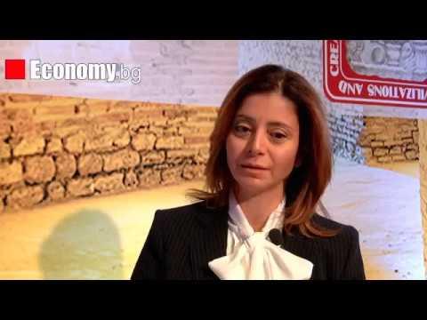HRH Princess Dana Firas Interview with Economy.bg P3