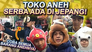 Video WOW! TOKO ANEH SERBA ADA DI JEPANG! (ft. Karboen) MP3, 3GP, MP4, WEBM, AVI, FLV April 2019
