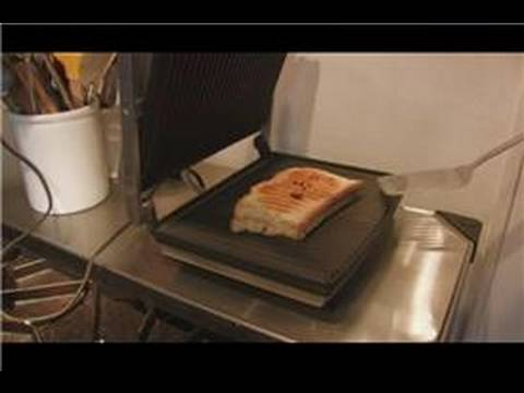 panini - A panini press usually has a temperature control on the outside, and the weight of the lid is enough to gently press the sandwich to perfection. Grill up a p...