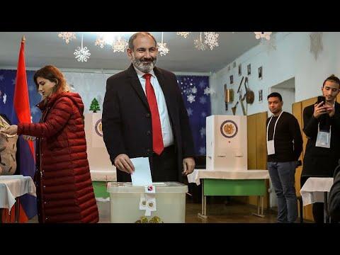 Κρίσιμες εκλογές – Προγνωστικά για σαρωτική νίκη Πασινιάν…