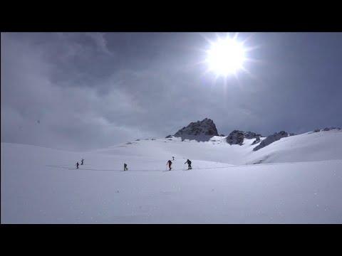 Afghanistan: Skifahren im Bamiyan-Tal