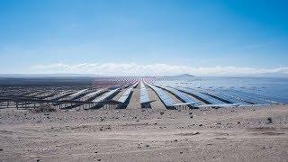 Enel: ésta es la planta solar más grande del Perú