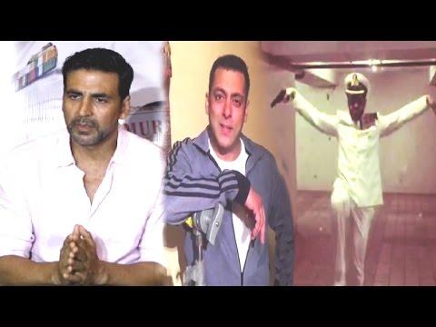 Akshay Kumar: I Am Very Thankful To Salman Khan Fo