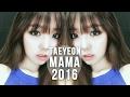 TAEYEON 태연 - MAMA 2016 INSPIRED MAKEUP TUTORIAL