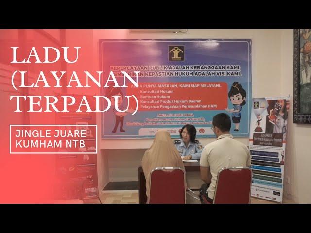 Layanan Terpadu Kemenkumham NTB