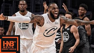 Team LeBron vs Team Stephen Full Game Highlights / Feb 18 / 2018 NBA All-Star Game