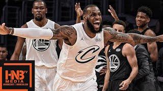 Video Team LeBron vs Team Stephen Full Game Highlights / Feb 18 / 2018 NBA All-Star Game MP3, 3GP, MP4, WEBM, AVI, FLV Desember 2018