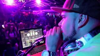 DJ Scuff En Barcelona (Discoteca Euphoria)