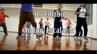 Andrei Escalante & Juan Bertheau- Look at me now