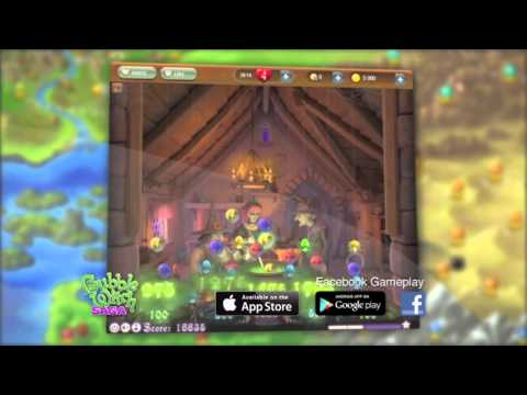 Video of Bubble Witch Saga