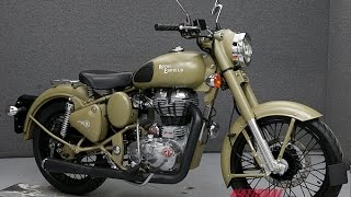 5. 2012  ROYAL ENFIELD  BULLET C5 DESERT STORM  - National Powersports Distributors