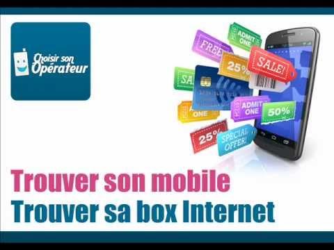 Choisir son opérateur : comparateur operateur mobile Trouver son mobile Choisir son forfait