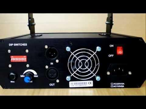 Đèn laser chiếu 100 hiệu ứng đẹp cho phòng karaoke