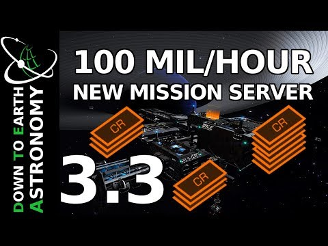 100 Mil/Hour In 3.3 | Passenger Missions | Elite Dangerous