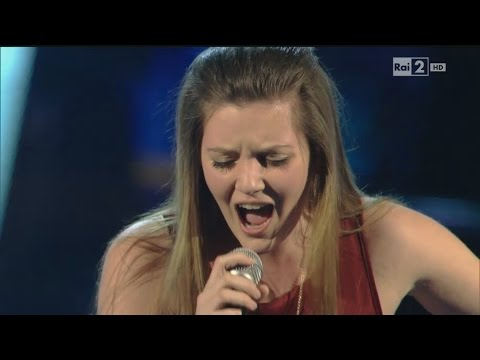 carola campagna (the voice 2015) - ti sento
