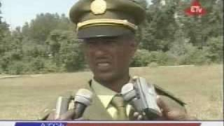 Ethiopian Military Defence Institute - Graduation Ceremony - Part 2