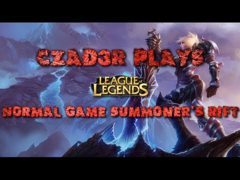 League of Legends- Ezreal Gameplay