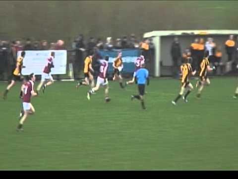 Kieron McKenna goal for Portglenone