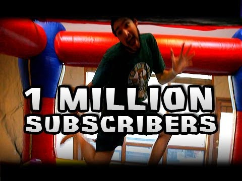 1 MILLION SUBSCRIBERS Video