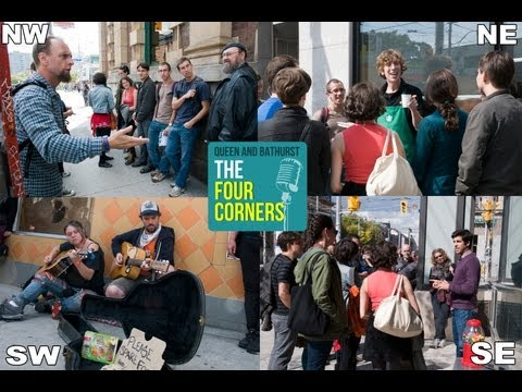 The 4 Corners - Trailer