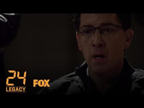 Andy Is Tricked By Bin-Khalid | Season 1 Ep. 8 | 24: LEGACY