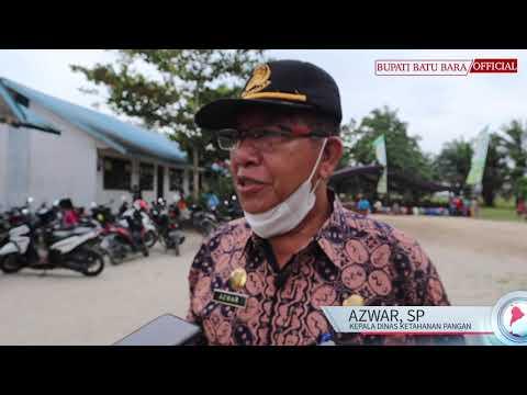 Bupati Batu Bara Lakukan Doa Bersama dalam Rangka Pola Tanam Padi di Desa Limau Sundai