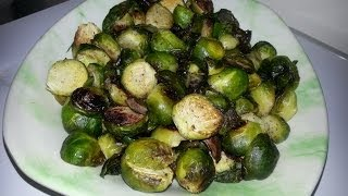 Ingredients 1½ pounds Brussels sprouts 3 tablespoons good olive oil ¾ teaspoon kosher salt ½ teaspoon freshly ground black pepper 1 Tbls parmesan cheese ...