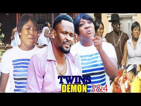 Twins Demon Part 3&4 - Zubby Michael &Ebele Okaro 2020 Nigerian Nollywood Movies.