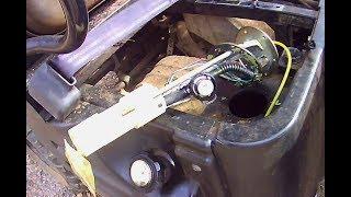 6. Polaris Ranger 500 efi, 2005-2010 Fuel Pump Replacement