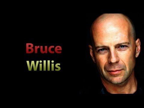 Как Менялись Знаменитости.Брюс Уиллис.