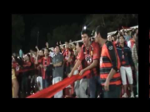 LAMBADA- LOS ROJINEGROS - Los Rojinegros - Rangers de Talca